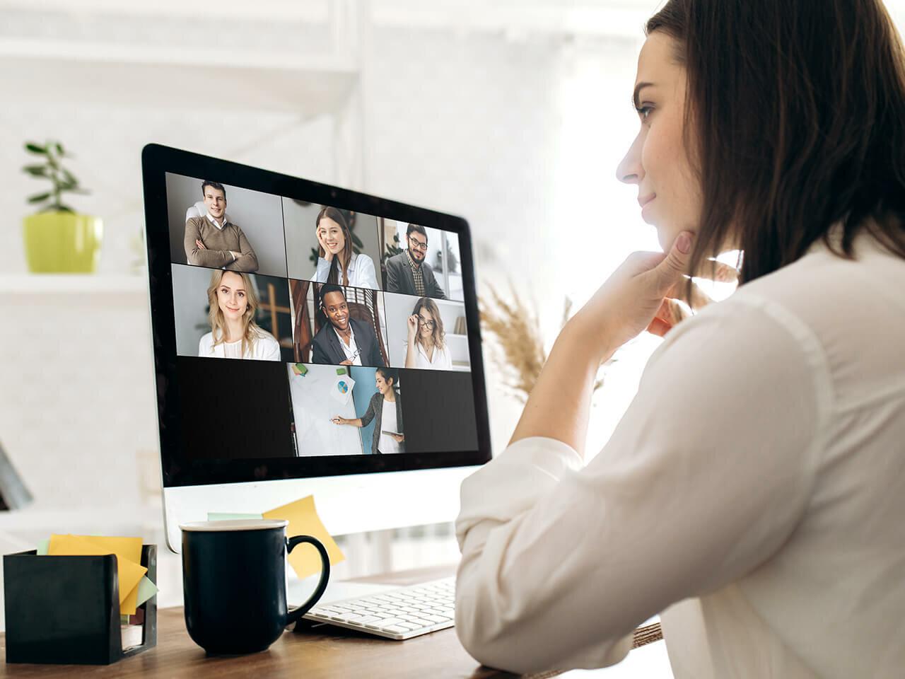 Webinar: Strategies for Working Remotely